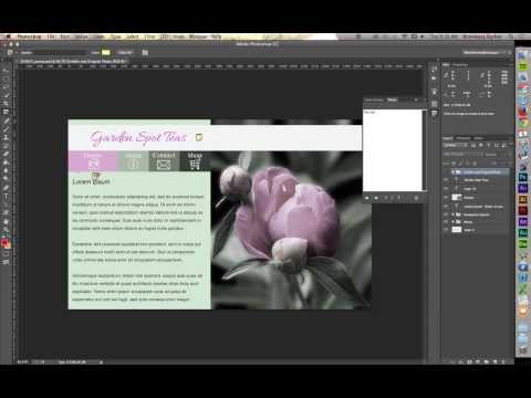 Using the Notes Tool in Photoshop CC