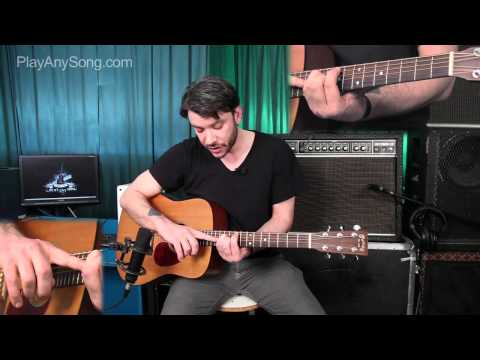 The Only Exception - How to Play The Only Exception by Paramore on Guitar