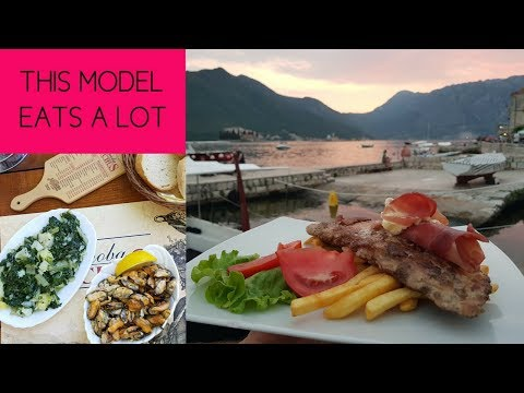 The Best Seafood in South Montenegro #foodvlogs #foodchannel