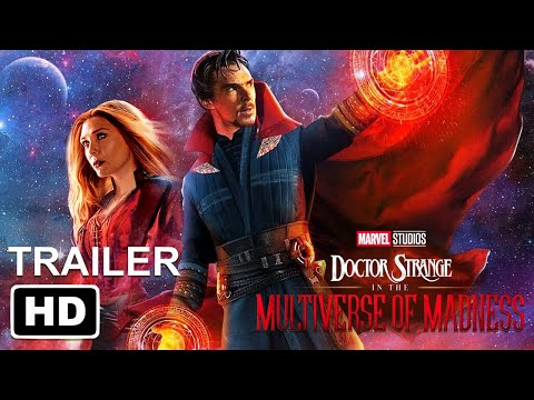 DOCTOR STRANGE In The Multiverse Of Madness (2021) Teaser HD | Benedict Cumberbatch, Elizabeth Olsen