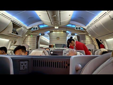 【曾妃妃Trip Report】Royal Jordanian RJ183 HKG-BKK-AMM Business Class