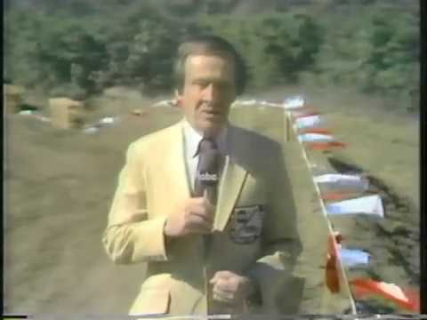 Steve Wise Supermoto Heat Race Highlights ABC TV 1981 Wide World of Sports