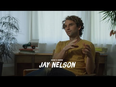 North To South •• A Surf Trip Down The California Coast •• Jay Nelson Interview