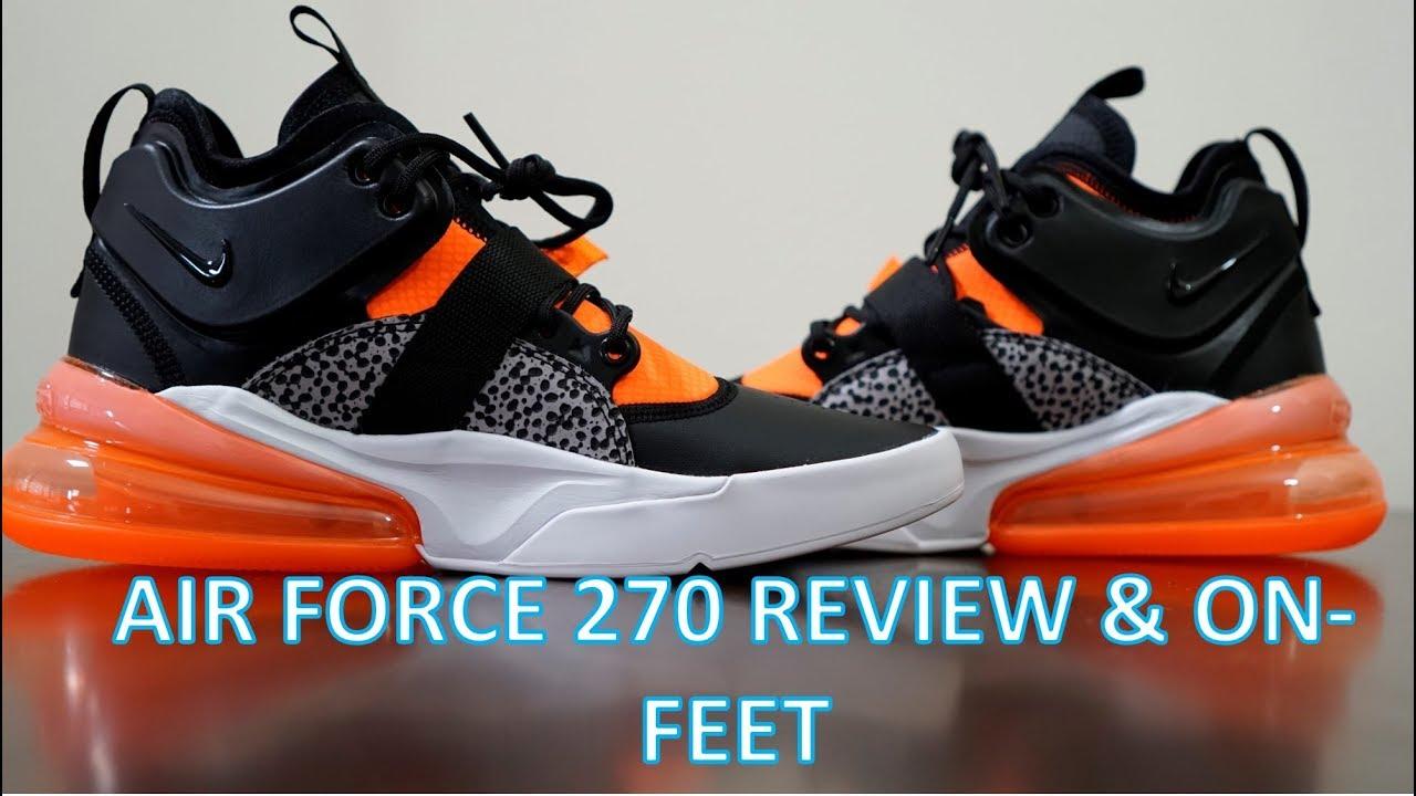 Nike Air Force 270 Safari