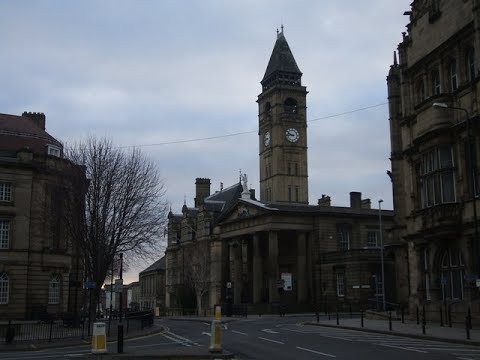 Places to see in ( Wakefield - UK )