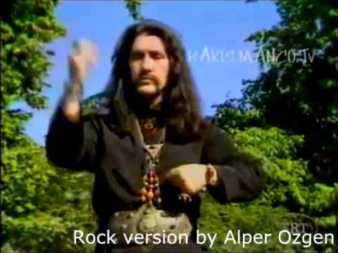 Barış Manço-Halil İbrahim Sofrası (rock Version) By Alper Ozgen