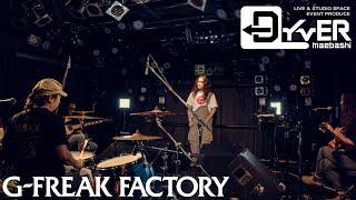 G-FREAK FACTORY 呉々も日の暮れと(acoustic set) @前橋DYVER