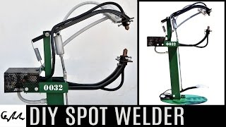 Repeat youtube video DIY Spot Welder
