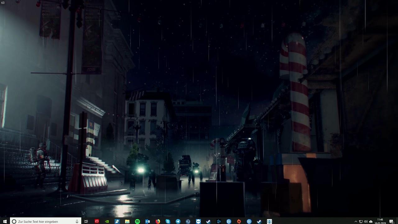 Steam Community Video The Division 2 Wallpaper Blacktusk