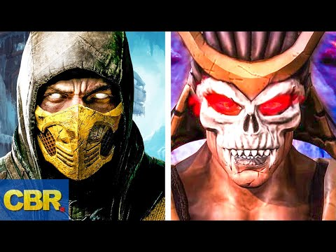 10 Strongest Mortal Kombat Fighters, Ranked