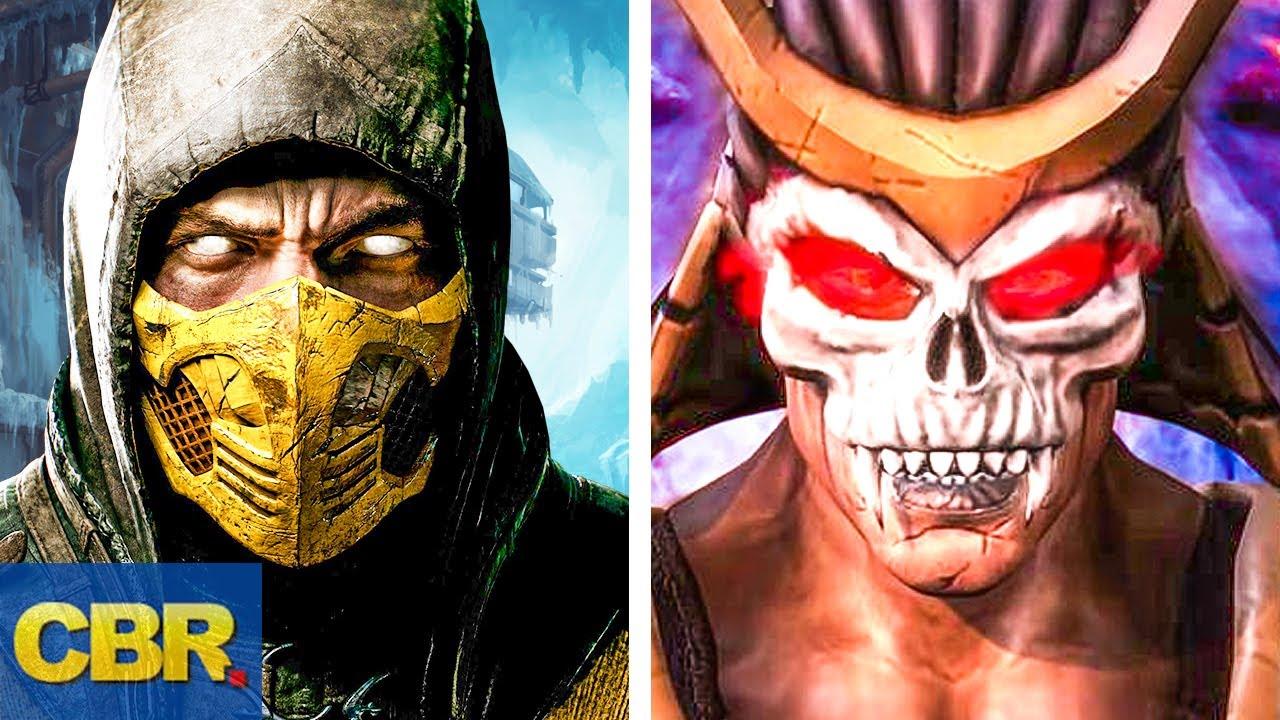 10 Strongest Mortal Kombat Fighters, Ranked - CBR