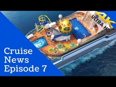 Cruise News [Ep7] NCL Encore, Celebrity Wedding & A Ship Makeover