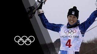 Deborah Compagnoni - Alpine Skiing's Triple Champion | Olympic Records