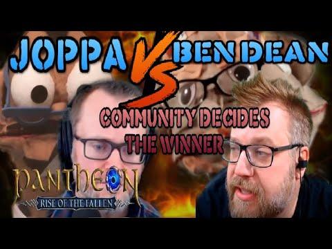 Puppet Rap Battle
