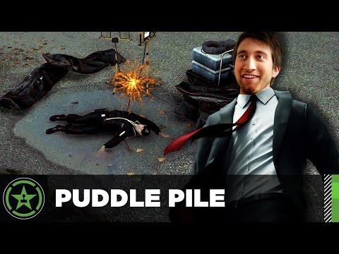 Things to Do In Hitman – Puddle Pile