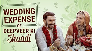 Download Video Deepika Padukone & Ranveer Singh's wedding expense! | Pinkvilla | Bollywood MP3 3GP MP4