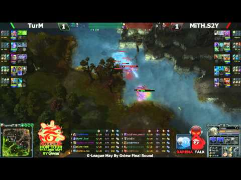 Hon Tour May By Gview # G-League Offline Finals Round MiTH.s2y vs TurM