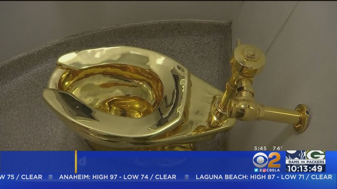 Guggenheim Museum Invites Visitors To Use It s 24K Gold ToiletGuggenheim Museum Invites Visitors To Use It s 24K Gold Toilet  . 24k Gold Toilet Paper. Home Design Ideas