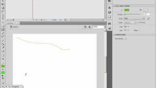 Создание линий в Adobe Flash CS4 (8/46)