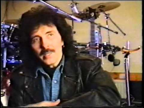 Tony Iommi on his time with Jethro Tull