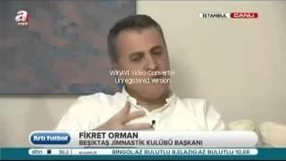 Fikret Orman Röportajı 09.02.2014 Tarihinde Yayınlanan Artı Futbol Programının Tamamı..