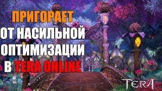 БОМБИТ от принудительной ОПТИМИЗАЦИИ В TERA Online