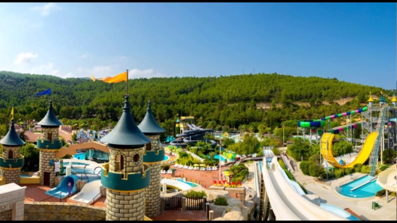 Aqua Fantasy Aquapark Hotel Spa 24h All Inclusive Kusadasi Turkey