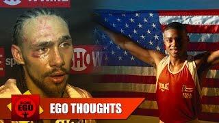 Keith Thurman Vs Errol Spence Jr Boxing Debate -boxingego