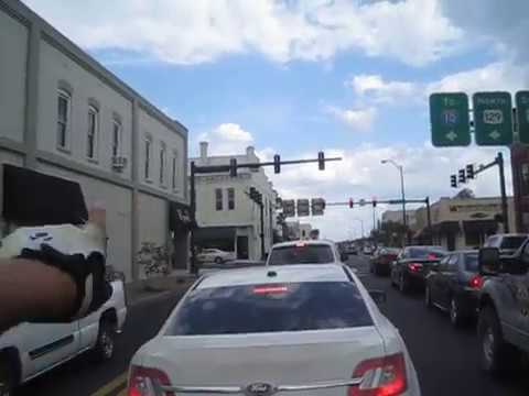Bike Across USA Day 50: Live Oak, Florida