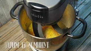 Как приготовить овощной крем-суп | kenwood cooking chef