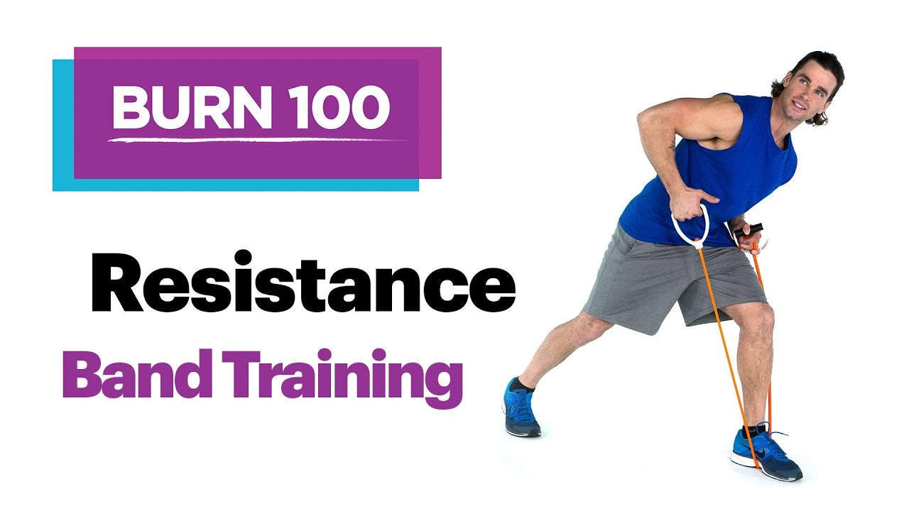 Resistance Band Training–Quick & Easy At-Home Workout ...