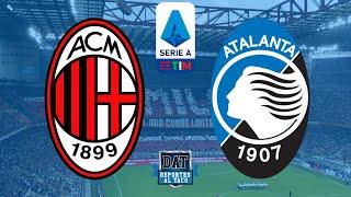 Milan vs Atalanta | SERIE A