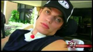 Sean Carter - 2009 Christmas drunk driving interview