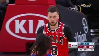 Chicago Bulls vs Detroit Pistons | November 1 2019
