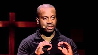 Le kimono Africain: Serge Mouangue at TEDxConcorde 2012