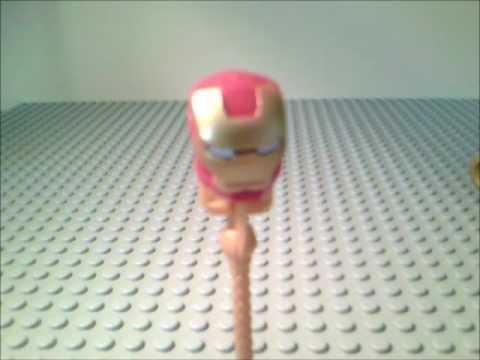LEGO ironman Vs loki movie nom. 1
