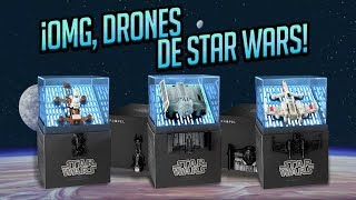 DRONES DE STAR WARS ⭐️ iTownGamePlay