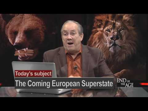 European Superstate | Endtime Ministries with Irvin Baxter