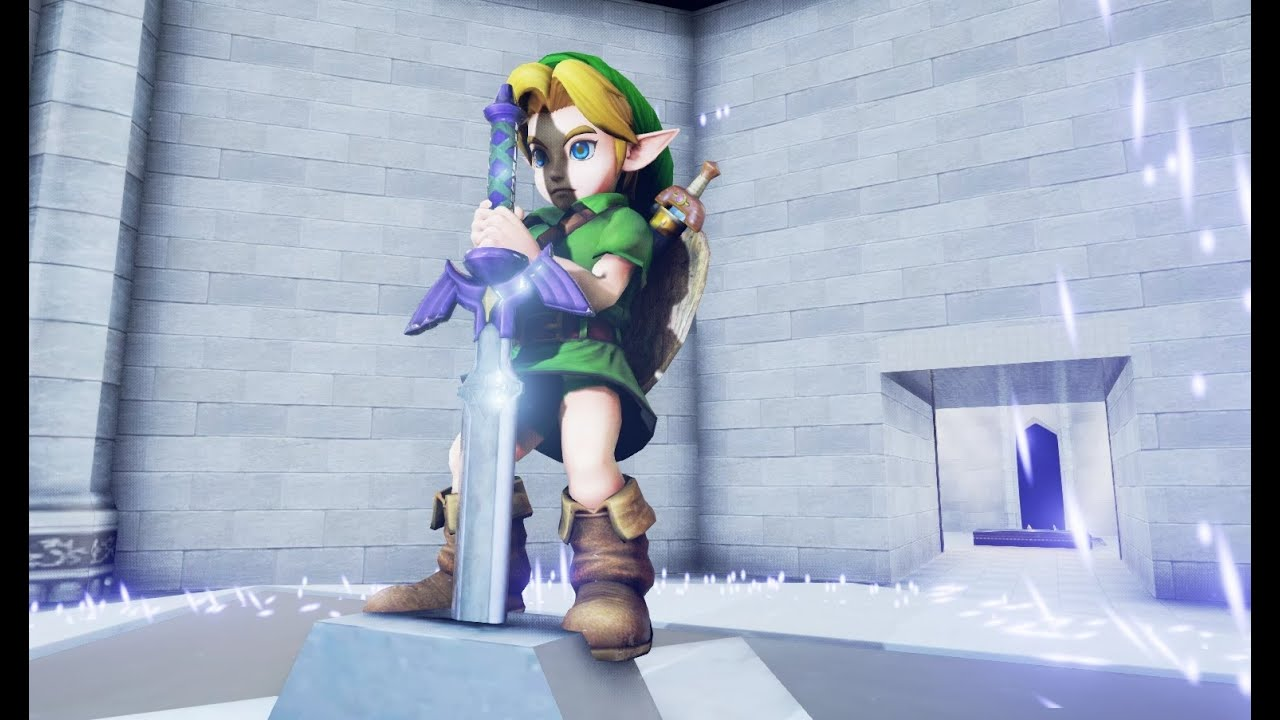 Zelda: Ocarina of Time's Mountain re-created in Unreal Engine ... on hyrule world map, bomberman world map, official ffx world map, link's awakening map, pokemon world map, spirit tracks world map, majoras mask world map, minish cap world map, gears of war world map, fallout3 world map, spira world map, smw world map, fire temple ocarina of time map, pewdiepie world map, nes world map, fox world map, yoshi's island world map, star wars world map, a link to the past world map, spyro world map,