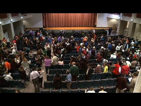 Rockville High School Community Meeting, March 21, 2017