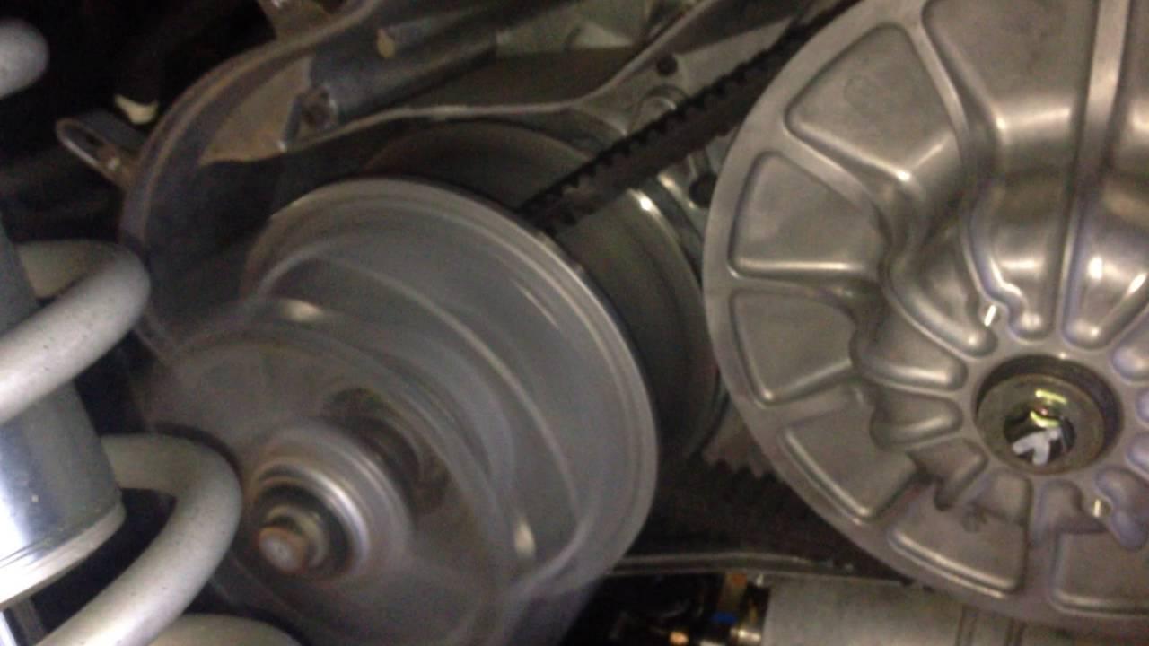 2016 Polaris Turbo Clutch noise