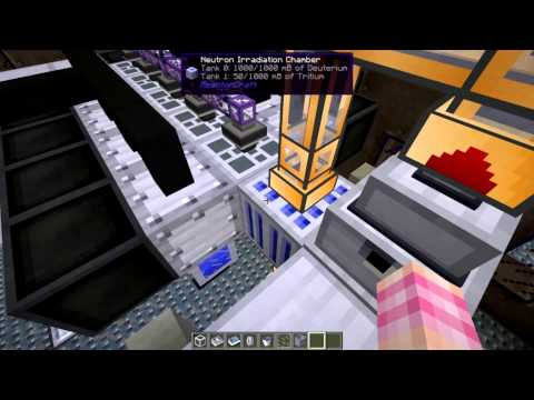 ReactorCraft Tutorial #16 - Deuterium & Tritium Production