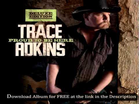 Trace Adkins - Just Fishin' - LYRICS (Proud to be Here Album 2011)