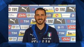 La Top 11 azzurra di Leonardo Bonucci