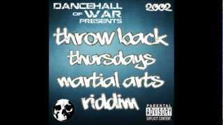 Martial Arts Riddim & Self Defense Riddim Mix (Throwback)