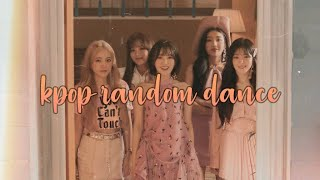 NEW KPOP RANDOM DANCE 2019