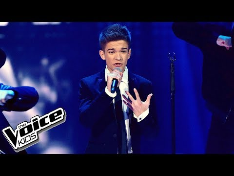 "Kuba Szmajkowski – ""Feeling Good"" – Finał – The Voice Kids Poland"