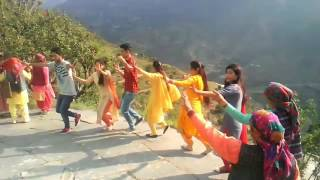 THUMKA DAILY NATIYE LANA- NONSTOP PAHARI NATI HIMACHALI SONG