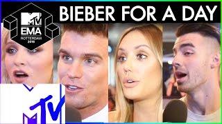 Justin Bieber For A Day: Celebs' Dream Body Swap - 2016 MTV EMA