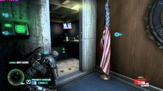 Splinter Cell Blacklist - EVGA GTX 780 SC 2-Way SLI - Ultra Settings Gameplay Performance